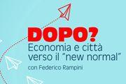 """""""Dopo? Economia e città verso il new normal"""" con Federico Rampini - 14 maggio 2021, ore 14.30"""