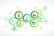 Piano triennale per riorganizzazione e razionalizzazione rete strutt. private accreditate di diagnostica di laboratorio
