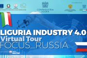 Liguria Industry 4.0 Virtual Tour - Focus Russia - 23 settembre-21 ottobre 2021