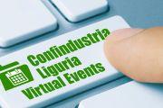 """Presentazione piattaforma """"Confindustria Liguria Virtual Events"""" - 30 luglio, ore 11.00"""